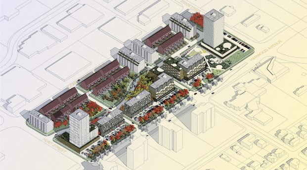 Ajax Plaza Redevelopment