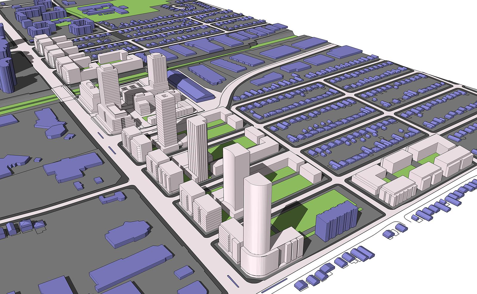 yonge street development