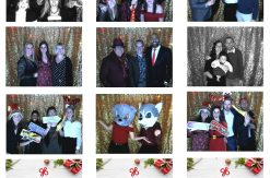 bousfields holiday party