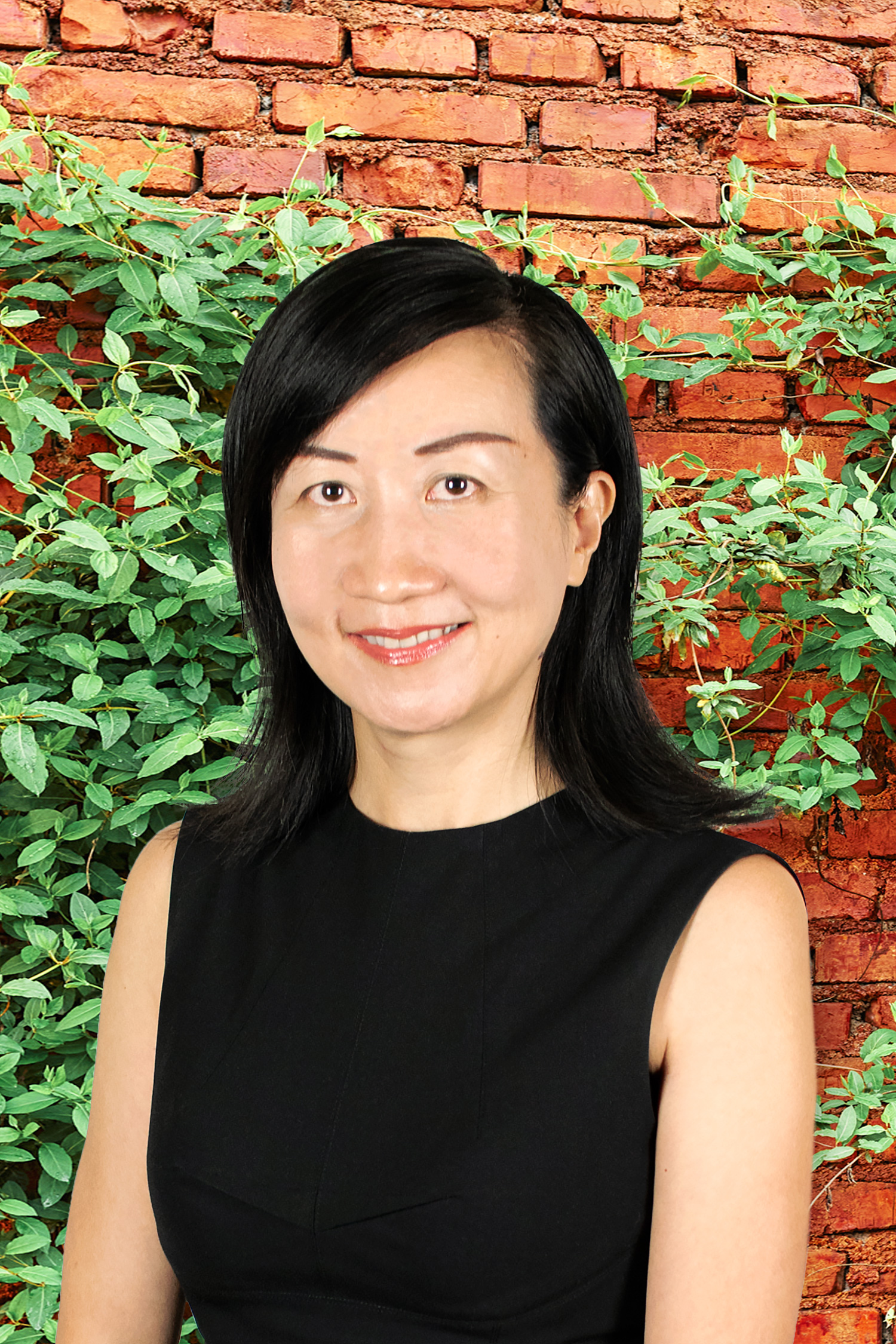 This is a photo of Grace Wang.